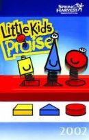 Spring Harvest Little Kids Praise 2002 Cassette
