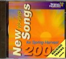 Spring Harvest New Songs 2001 Backing Tracks CD