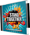 New Wine Kids Stand Together CD