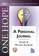 One Hope - A Personal Journal - final stock a talk by Dr Krish Kandiah & Miriam Kandiah
