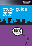 Study Guide 2005 - Sing