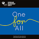 One For All (Day 2) - Unity a talk by Various & Justin Welby