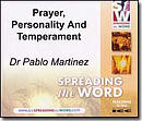 Prayer Personality and Temperament - Dr Pablo Martinez