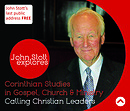 Calling Christian Leaders CD