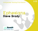 Ephesians a series of talks by Rev Steve Brady
