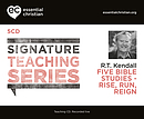 Rise Run Reign: Signature Teaching Series a talk by Rev Dr R T Kendall