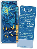 Christ the Savior is Born Bookmark and Pen Set