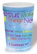 Jesus Makes All Things New Tumbler (single)