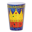 King's Kid Plastic Tumbler - Single