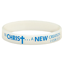 Spring to Life with Jesus UV Bracelet