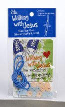 Walking with Jesus Beaded Cross Activity