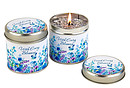 With every blessing Candle Tin