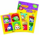 Veggie Tale Character Stickers