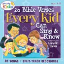 20 Bible Verses Every Kid Can Sing and Know