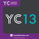 Spiritual habits to transform you and your youth - part 1 a talk from Youthwork the Conference