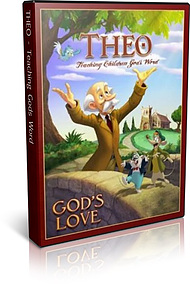 Theo - God's Love DVD