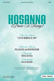 Hosanna Praise Is Rising Satb Anthem