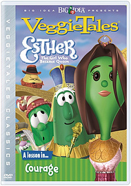 Esther The Girl Who Became Queen DVD
