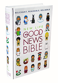 Good News Bible New Life Edition: Hardback
