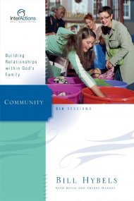 Community Building Relationships Within God S Family Interactions Series