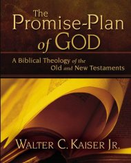 Promise Plan Of God Hb