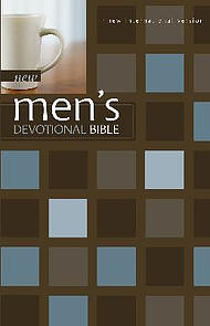 NIV Men's Devotional Bible: Hardback