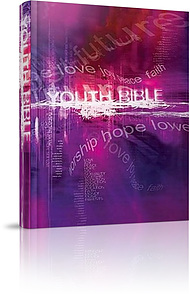 NCV Youth Bible: Purple, Hardback