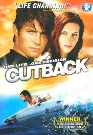 Cutback The Movie DVD
