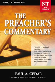 James, 1 & 2  Peter, Jude : Vol 34 Preacher's Commentary