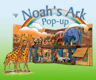 Noahs Ark Pop Up