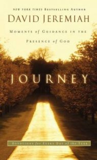 Journey : Moments Of Guidance In The Presence Of God