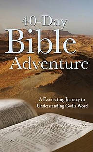 40 Day Bible Adventure
