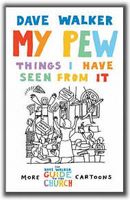 My Pew: Things I have Seen From It