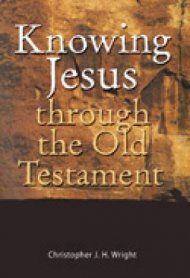 a review of dr christopher wrights book knowing jesus through the old testament Liberty university book review knowing jesus through the old testament by christopher jh wright submitted to dr steven guest in partial fulfillment of.