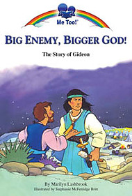 Big Enemy, Bigger God!