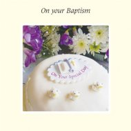 On Your Baptism Card - Single