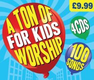 A Ton of Worship for Kids