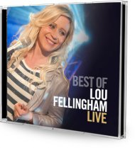 Best Of Lou Fellingham Live CD