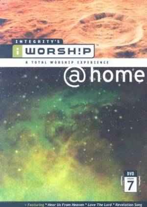 iWorship @ Home Vol.7 DVD