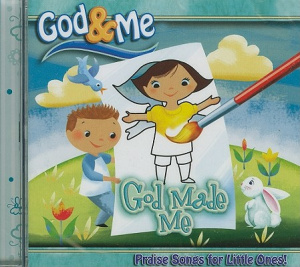 Donut Man - God & Me - God Made Me CD