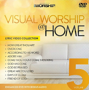 iWorship - Visual Worship @ Home Volume 5 DVD