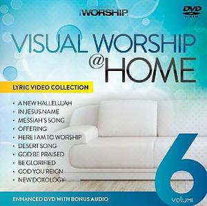 iWorship - Visual Worship @Home Volume 6 DVD