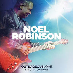 Outrageous Love CD