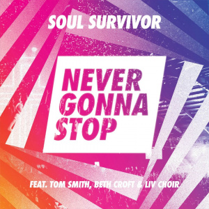 Soul Survivor 2016: Never Gonna Stop CD