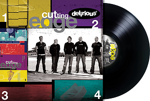 Cutting Edge 1&2  3&4 Vinyl