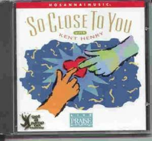 So Close To You CD