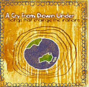 A Cry From Down Under CD