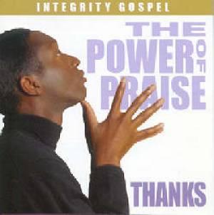 Power Of Praise - Thanks CD