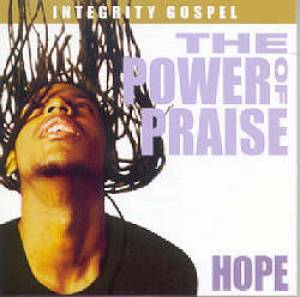 Power Of Praise - Hope CD
