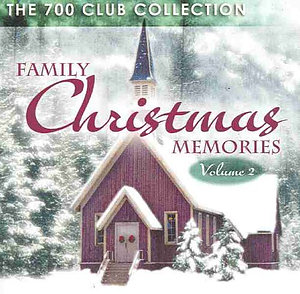Family Christmas Memories Double CD